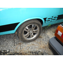 Rodas Opala 16 Furação 5x 114 Com Pneus 235/60/16 Meia Vida