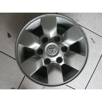 Roda Original Toyota Hilux Aro 15 Furação 6x139,7