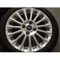 Rodas Fiesta Titanium Aro 16 R$2200,00 O Jogo (4) Sem Pneus