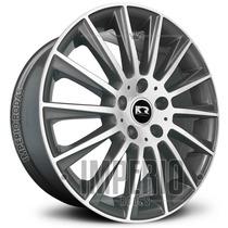 Roda Mercedes C63 Amg Aro 17 - Grafite Diamantado