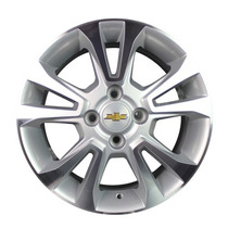 Jogo Roda 17 / Kr R42 / Aro 17 / 4x100 / Gm Chevrolet Onix