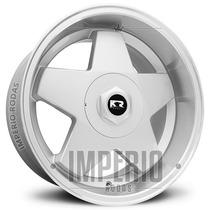 Roda Krmai K56 Aro 17 - Prata Com Borda Diamantado