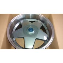 Roda K56 Borbet Aro 17x8,5 5x100/112 Golf Jetta Polo Bora