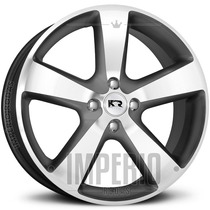 Roda New Beetle Aro 17 - Grafite Diamantado