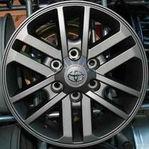 Jogo Roda 17 / Kr R37 / Aro 17 / 6x139 / Toyota Hilux 2012