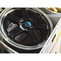 Roda Volk Racing K57 Te37 Aro 17 Tala8 Astra Stilo Clio
