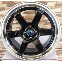 Rodas Krmai K57 15 Black Diamond Celta Palio Clio Corsa Up