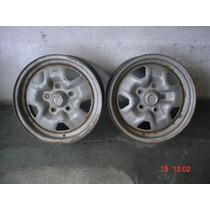 Rodas Originais Ferro Opala Comodoro Aro 14