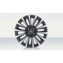 Roda Do Fiat Linea Absolute Aro 17