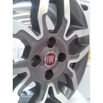 Roda Fiat Idea Sport R23 Aro 17 Gd - Punto Bravo Siena Palio