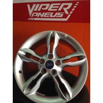 Roda Ford Focus 2014 Aro 17 Original !! Viper Pneus