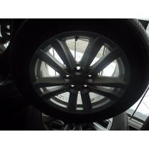 Jogo De Roda Com Pneu Mitsubishi Asx 215 60 R17