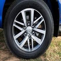 Roda Toyota Hilux Sw4 2016 Aro 17 6x139 Srx At Ranger L200