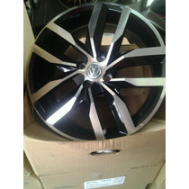 Roda Aro 17 W 1310 Vw Golf 2014 Diamantada/preto 5x112