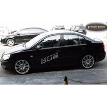 Rodas Audi A8 Aro 17 +pneus Gol Saveiro Montana Celta Golf