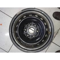 Roda Original De Ferro Da Nissan Frontier Aro 17 Avulsa