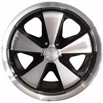 Vollk Wheels Fuchs Preta