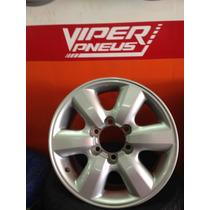 Roda Hilux Sw4 Prado Aro 17 Original !!! Viper Pneus
