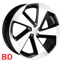 Roda Golf Alemão R71 Aro 18 5x100 Bd Fox Bora Polo Golf Audi