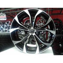 Roda Civic Exr 2016 Aro 18 - 4/5 Furos Fit City I30