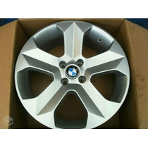 Roda Bmw X6 Aro 18x7 4x108 Prata K47 Ford Fiesta Ecosport