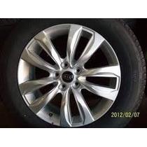 Roda+pneu 235/60/18 Kia Sorento 2014 Aro 18 Sem Uso
