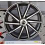 Jg Roda Aro 20 Vossen Cvt 4/5 Furos Civic Golf Vectra+pneus