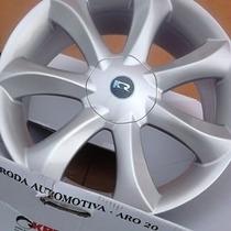 Roda Santorini Infinity Aro 20 4x114.4 Nissan Sentra Versa