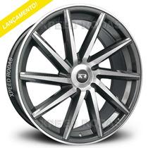 Roda Réplica Vossen Cvt Aro 20 Gd P/ Golf Audi Civic Corolla