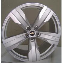 Roda Camaro Zl1 Aro 20x7,5 Hyper Prata 5x120 - Bmw