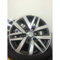 Roda Aro 17 R72 Lançamento Nova Toyota Hilux Srx E Sw4