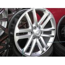 Jogo Roda Toyota Hilux Sw4 2016 Aro 17 6x139 S10 +pneus