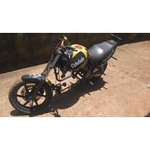 Troco Por Roda Aro 20 Moto Para Manobra Honda Cb500