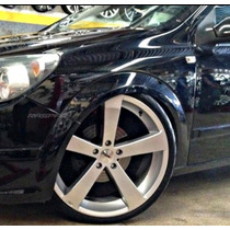 Rodas Vortex 20 + Pneus 225/35/20 Novos Jetta Civic I30 Audi