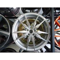 Roda Aro 20 Tsw New Sonata 5x114 Seminova Prata Diamantada