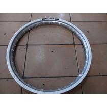 Aro Roda Dianteiro Aluminio Prata Titan