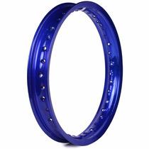 Aro De Moto Alumínio 17 X 2.15 Nxr 125 Bros Ks Es Azul