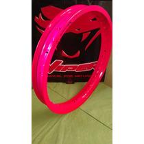 Aro 1.85 X 17 Rosa Pink Shineray Biz Pop 100