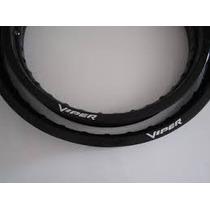 Aro Roda Viper 1.60 X 18 Street Varias Cores