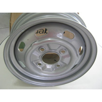 Roda Fusca Mexicano Porsche Brasilia 4 Furos Aro 15 Tala 4.5