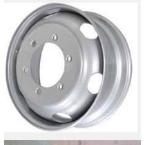 800215- Roda A Disco Ferro 6 Furos 17,5 X 6 P/ Pneu 215