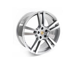 Jogo Rodas Porsche Cayenne Aro 22x8,5 Cayman Boxster 911 918