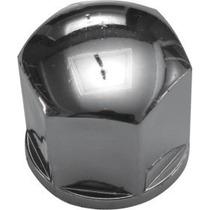 Capa De Parafuso Cromada 19mm 16 Pças