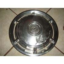 Opala Especial E Luxo 70_72 - Calota Em Aço Inox Original