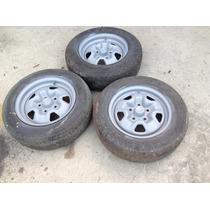 Rodas Originais Chevrolet Opala Repolho 14x6 Gm
