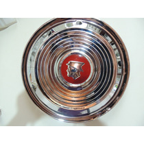 Jogo De Calotas Mercury 1956 - Cromagem Phoenix Studio