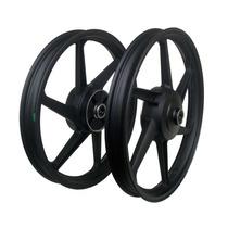 Roda Titan 150/fan 150 Ks/es/esd Preta Scud
