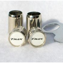 Valvulas De Ar Antifurto P/ T-max Tmax Yamaha Moto Novas!