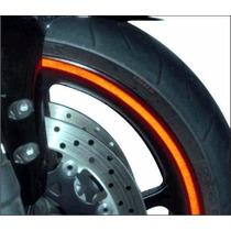 Friso Adesivo Refletivo Curvo Moto Carro Frete Grátis 5mm