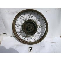 Vendo Roda Para Moto Antiga Jawa, Aro 16 X 2